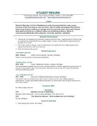High school student resume help   Ict ocr coursework help viva sms tk Include your high school and your resume writing for high school student job We can help you Reasons this is an excellent resume for a recent college