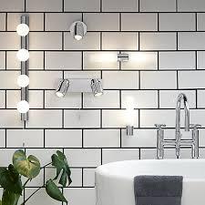 Astro Bathroom Lights Buy Astro Cabaret Bathroom Wall Bar Lewis