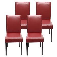 Esszimmerstuhl Orlando Esszimmerstühle Leder Rot Möbelideen