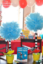 dr seuss party decorations the best dr seuss party trufulla trees paired with some dr