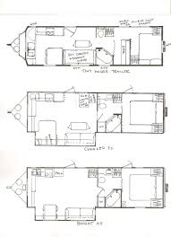 c trailer floor plans floor plan homes tiny bedroom and houses layout trailer with