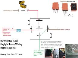 fog light wiring diagram with relay fog lamp relay wiring u2013 puzzle