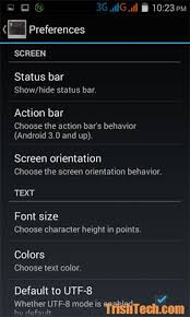 android terminal emulator get linux like terminal in android with terminal emulator