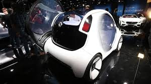smart models highlight future technology and style in frankfurt