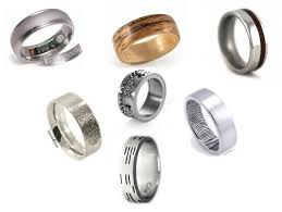 house wedding band a safer wedding band for active husbands with cool wedding bands