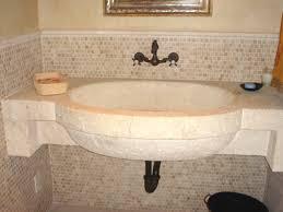Bathroom Sink Stone Custom Stone Bathroom U0026 Kitchen Sinks Custom Made Sink