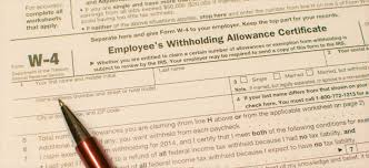 wisconsin withholding tax tables new irs withholding tables reflect lower tax rates but treasury
