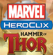 wizkids marvel heroclix hammer of thor top ten figures