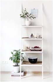Wooden Ladder Bookshelf Plans by Trendy Corner Space With Various Ladder Shelf Furniture U2013 Modern