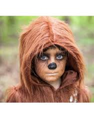 toddler halloween wigs deluxe chewbacca costume for toddlers