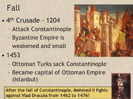 Fall Of Ottoman Empire by Byzantine Empire Ppt Video Online Download