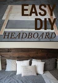 best 25 make your own headboard ideas on pinterest tuffed bed