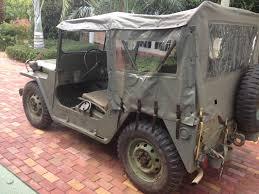 jeep vietnam monroe marauders 1968 m151a1 mutt