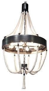 Nautical Rope Chandelier Nautical Rope Chandelier 2 Best Chandeliers And Bronze Square
