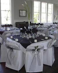 black and white wedding decorations tbdress black and white wedding themes and