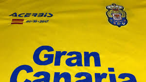 Spainish Flag La Liga Allows Las Palmas To Wear A Spanish Flag At Camp Nou As Com