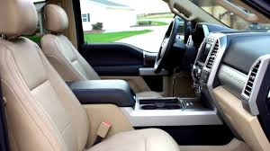 Ford F250 Interior 2017 Ford F 250 Super Duty Exterior And Interior Youtube