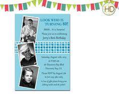 surprise 60th birthday party invitation wording ideas 1 60th