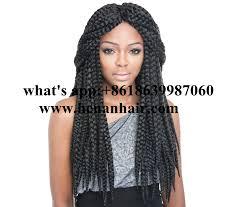 Braid Hair Extensions by Http Www Aliexpress Com Store Product Box Braids Hair Crochet 14