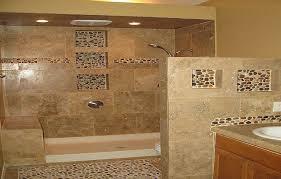 bathroom tile ideas for small bathroom simple design bathroom mosaic tiles ideas features brown color