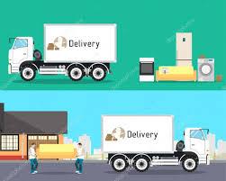 transport canapé chargeuses sur sont canapé dans un camion pour le déménagement