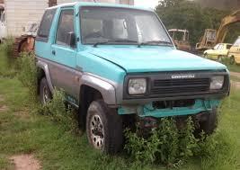 1992 daihatsu rocky 1992 daihatsu feroza ii car sales qld brisbane north 2617375