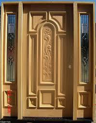 main doors modern front door with sidelights wood design ideas decors how