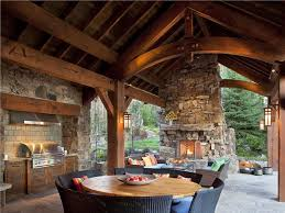rustic covered patio plans hungrylikekevin com