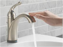 Touch Kitchen Faucet Delta Trinsic Single Handle Pull Down Sprayer Kitchen Faucet
