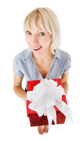 customer gifts a gesture the right gesture