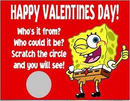 spongebob valentines day cards spongebob valentines day cards spongebob valentines day cards