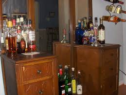 Home Bar Sets by Create Your Own Back Bar Mirror With Shelves In Back Bar Mirror