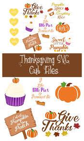 free thanksgiving fall svg cut files pumpkin svg cut files give cricut