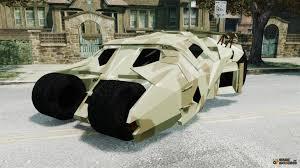 batman jeep batman tumbler army hq retextured for gta 4