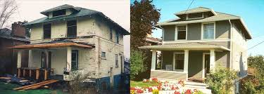 house renovation before and after before and after exterior home renovations remodel home exterior