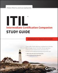itil intermediate certification companion study guide ebook by
