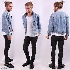 Light Jean Jacket Mens Light Denim Jacket Outdoor Jacket