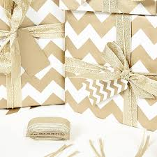 and gold christmas wrapping paper gold chevron white christmas wrapping paper by
