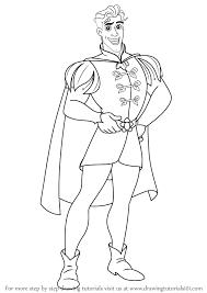 learn draw prince naveen princess frog