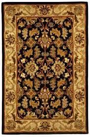 Black And Gold Rug 26 Best Safavieh Rugs Images On Pinterest Wool Rugs Area Rugs
