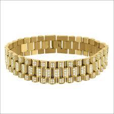 mens gold bracelet links images 10 elegant mens gold bracelets inspiration jpg