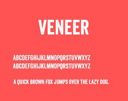 veneer font free download fonts pinterest font free fonts veneer font free download