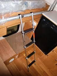 Rv Bunk Bed Ladder Northstar Cers Announces Bunk Ladder Option