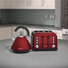 Red Kettle And Toaster Russell Hobbs Kettle And Toaster Set Russell Hobbs Futura Toaster
