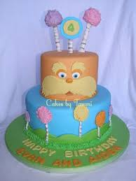 30 best the lorax birthday party images on pinterest cooking