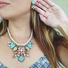 earrings statement necklace images Jewels stone stone jewelry jewelry necklace earrings jpg