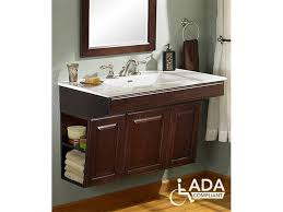 Handicap Accessible Bathroom Designs by Innovation Wheelchair Accessible Bathroom Vanity Wc By Bauscher