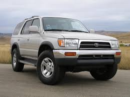 toyota 4runner lifted 1998 toyota 4runner information and photos momentcar