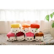Kawaii Room Decorating Ideas by New Kawaii Japanese Anime Throw Pillow Cute Ebi Shrimp Sushi Plush