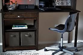 ana white channing desk diy projects